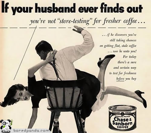 If Your Husband Ever Finds Out...