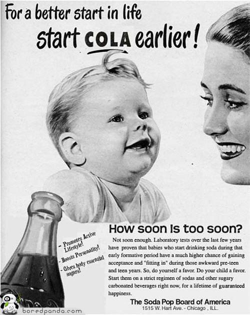 Start Cola Earlier!
