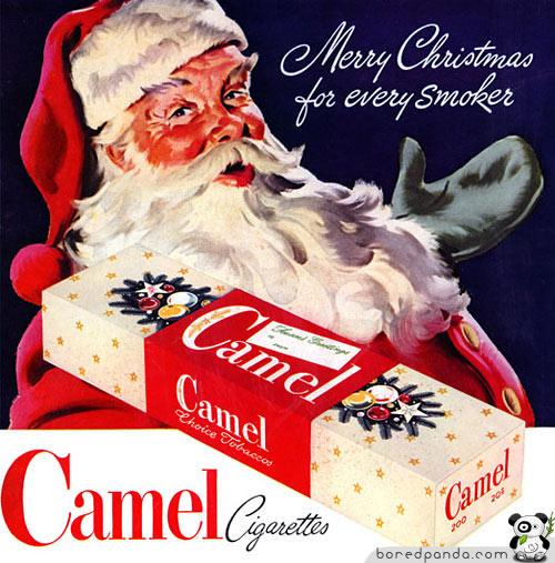 Smoking Santa - Merry Christmas For Every Smoker!