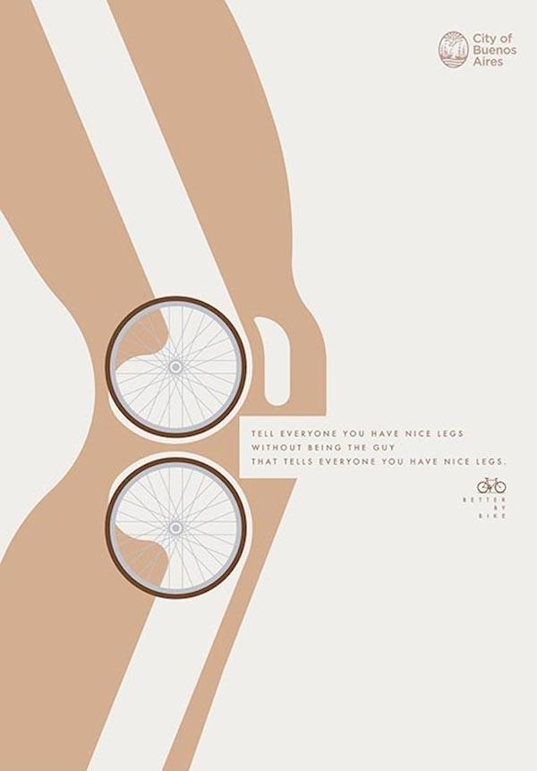 Better by Bike - Gambe