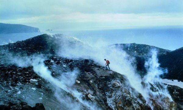 Vulcano Krakatoa, Indonesia. Dicembre gennaio 1968