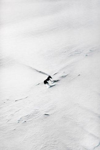 Aerials taken from a NASA P3 plane flying over South Peninsula A. Antarctic, Nov 2017 © PAOLO PELLEGRIN/MAGNUM PHOTOS
