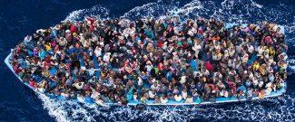Mediterraneo, 2014 - World Press Photo 2015 © Massimo Sestini