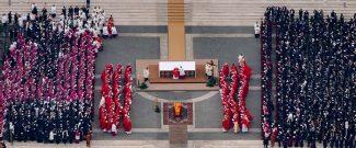 Roma, 2005. Funerali di Giovanni Paolo II © Massimo Sestini